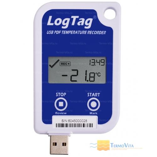 Термоиндикатор регистрирующий ЛогТэг ЮТРИД-16 (LogTag UTRID-16), с поверкой