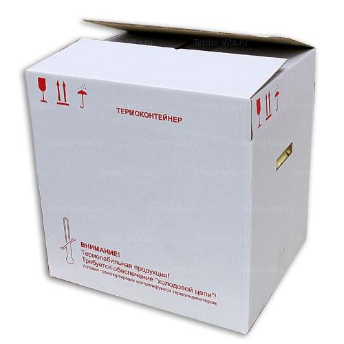 Термоконтейнер ТКМ-35 в гофрокоробе