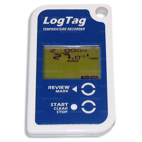 Термоиндикатор регистрирующий ЛогТэг ТРИД30-7Ф (LogTag TRID30-7F), с поверкой
