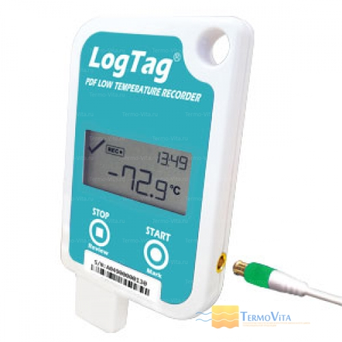 Термоиндикатор регистрирующий ЛогТэг ЮТРЕЛ-16 (LogTag UTREL-16)