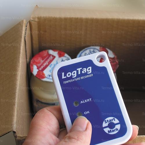 Термоиндикатор регистрирующий ЛогТэг ТРИКС-16 (LogTag TRIX-16), с поверкой