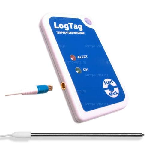 Термоиндикатор регистрирующий ЛогТэг ТРЕКС-8 (LogTag TREX-8), с поверкой