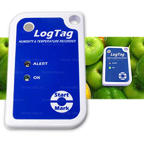 Термогигрометр регистрирующий ЛогТэг ХАКСО-8 (LogTag HAXO-8), с поверкой