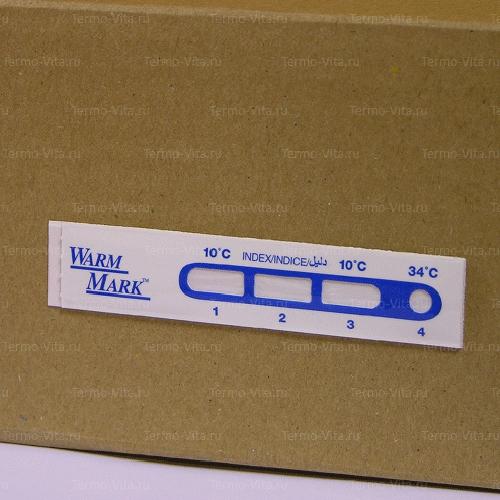 Термохимический индикатор ВомМарк ДУО (WarmMark™ DUO)