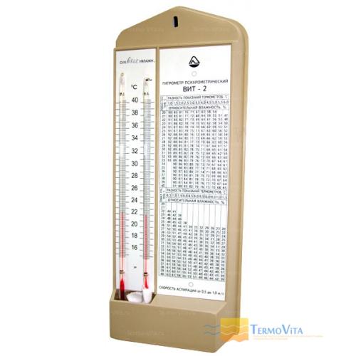 Гигрометр психрометрический ВИТ-1, ВИТ-2, с поверкой
