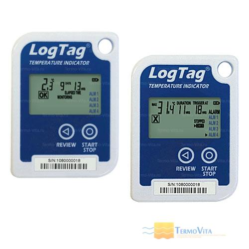 Термоиндикатор регистрирующий ЛогТэг ТИК20 (LogTag TIC20)