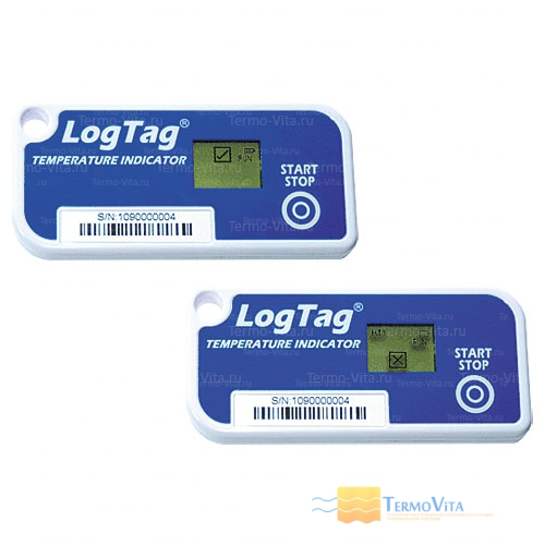 Термоиндикатор регистрирующий ЛогТэг ТИКТ (LogTag TICT), с поверкой