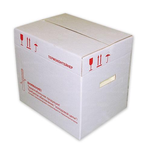 Термоконтейнер ТКМ-12 в гофрокоробе