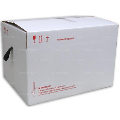 Термоконтейнер ТКМ-400 в гофрокоробе
